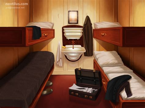 Titanic 3rd Class Cabins by 3rd Class Cabin Of Titanic By Novtilus On Deviantart