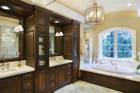 master bathroom cabinet ideas 25 extraordinary master bathroom designs