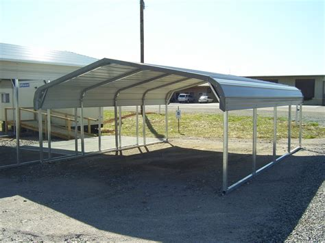 4 Car Metal Carport Custom Metal Carport Buildings4less