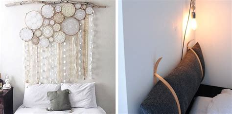 Tete De Lit Diy by 21 T 234 Tes De Lit Originales En Diy Bnbstaging Le