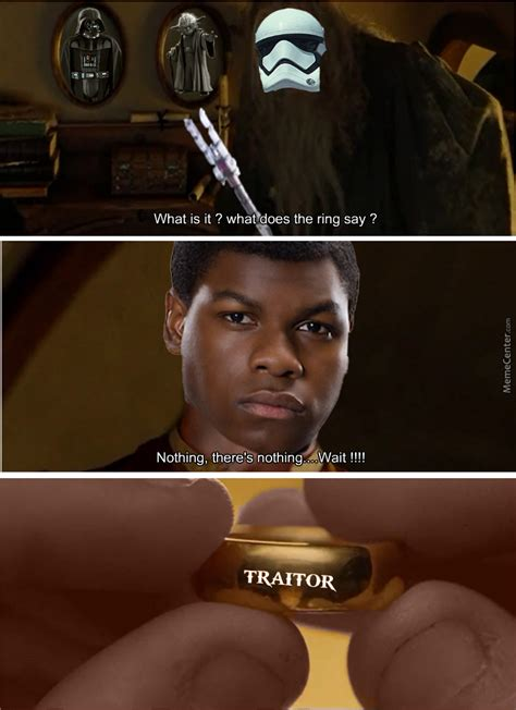One Ring To Rule Them All Meme - one tr 8r to rule them all by doulla meme center