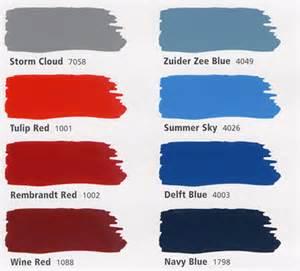 european colors the classic european color chart paints of europe