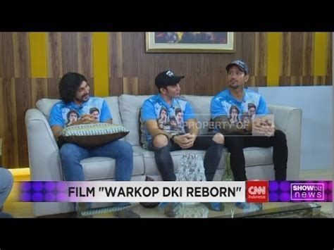 film komedi warkop youtube wawancara bersama pemain film warkop dki reborn jangkrik