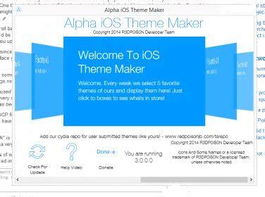 theme creator exe free download ios theme maker download ios theme maker exe