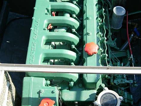 motor volvo penta aqada cv  hand  inautia