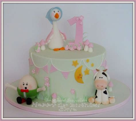 party themes rhyme 417 best nursery rhyme cakes images on pinterest