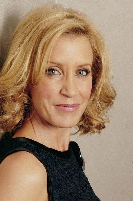 older women with long thick hair felicity huffman layered thick medium hairstyle for