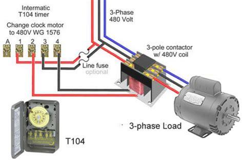wiring diagram for 480v contactor readingrat net
