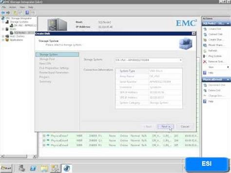 installing emc´s smi s provider for use with vmax and s