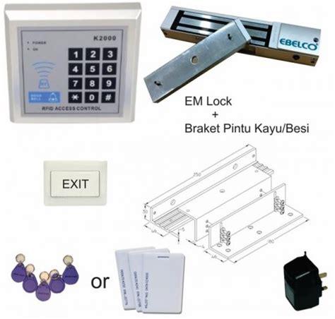 Kunci Motor Magnet kunci magnet digital rfid k2000 access kit starguard