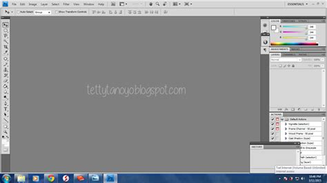 video tutorial adobe photoshop cs4 bahasa indonesia tutorial melihat interface photoshop cs4 tettytanoyo s