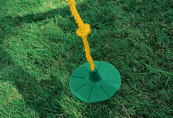 disc rope swing accessories woodplay playsets