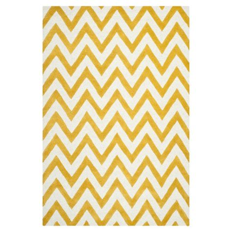 Yellow Chevron Outdoor Rug Best 25 Yellow Chevron Rugs Ideas On Yellow Apartment Curtains Yellow