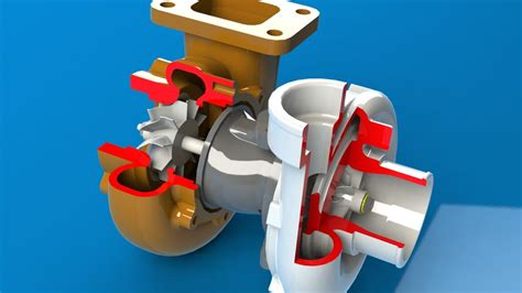 tutorial turbo solidworks turbina turbine turbo solidworks stl 3d cad model