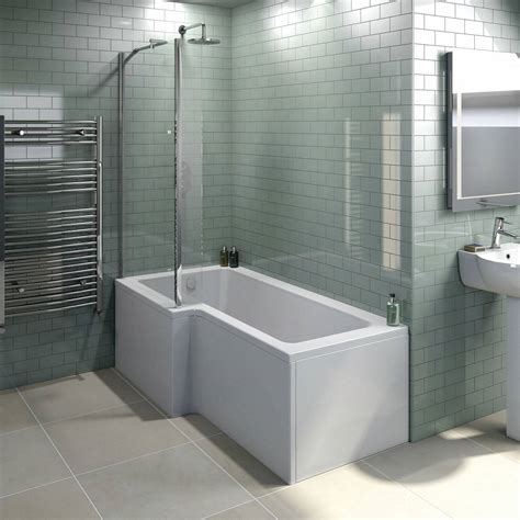 shower bath 1500 boston shower bath 1500 x 850 lh inc screen