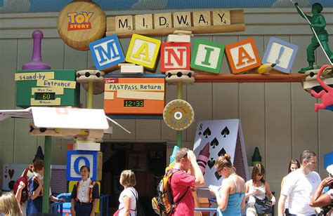 New Listing New Tokyo Disney Resort Pixar Story Buzz Woody live your travel dreams story midway mania