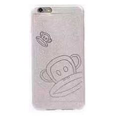 Ultra Thin Tpu For Iphone 6 Paul Frank Pattern White 1udbd4 ultra thin tpu for iphone 6 paul frank pattern