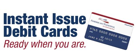 Gift Card Instant - instant issue debit cards