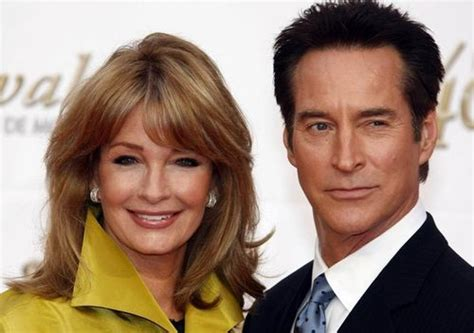 drake hogestyn and deidre hall married are drake hogestyn and deidre hall married deidre hall