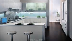 Modern Kitchen Interior Design Modern Interior Designs Kitchen Decobizz