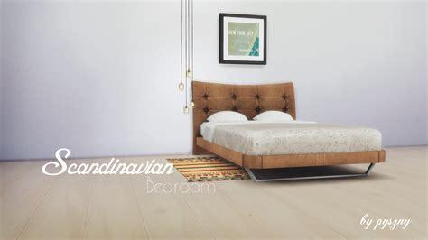 Bedroom Objects Scandinavian Bedroom Upcoming Set