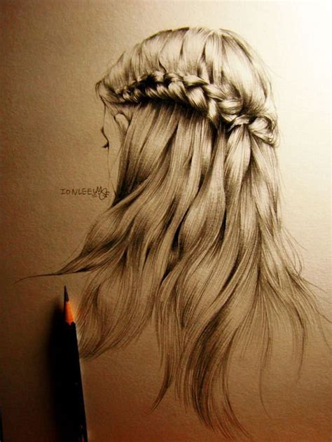 sketches of hair 17 best images about hair sketches on pinterest behance