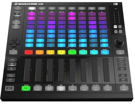 maschine pattern grid native instruments maschine jam grid controller