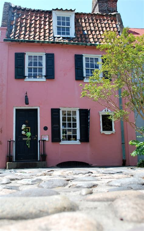 the pink house charleston 30 best images about little pink houses on pinterest