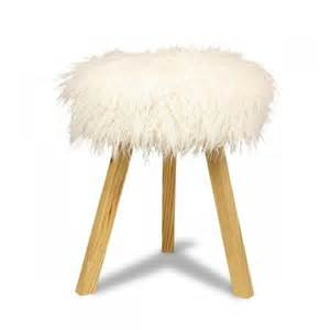 How To Paint Over Faux Wood - furry stool i furbish studio