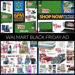 walmart deals on thanksgiving walmart black friday ad 2016 preview the full ad