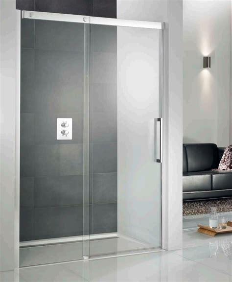 Hsk K2p Recess Single Slider Shower Door 1200mm Hsk Shower Doors