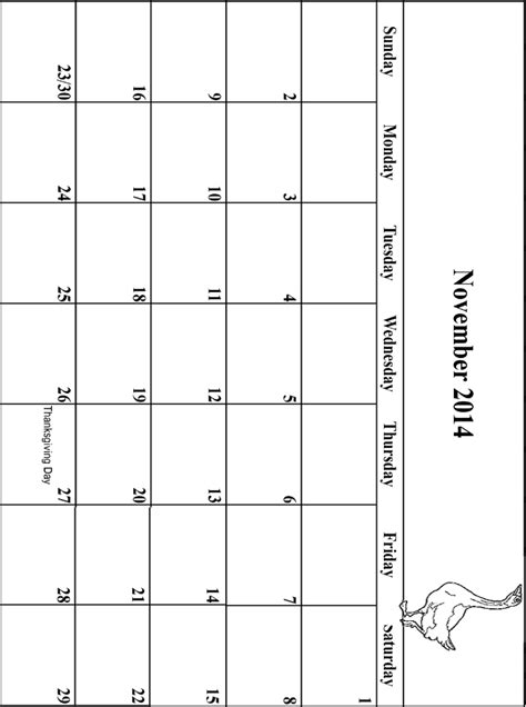printable calendar grid 2014 search results for november 2014 pdf calendar page 2
