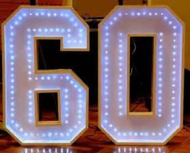 60th decorations 60th birthday ideas
