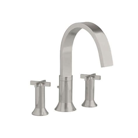 American Standard Berwick Faucet by American Standard Berwick Cross 2 Handle Deck Mount