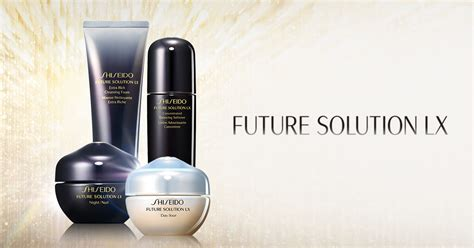 future solution lx shiseido