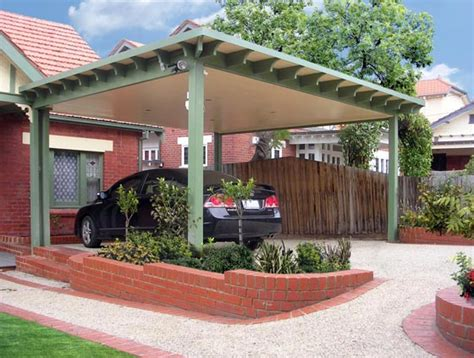 Carport Roof Designs by Carport Design Ideas The Important Things In Designing
