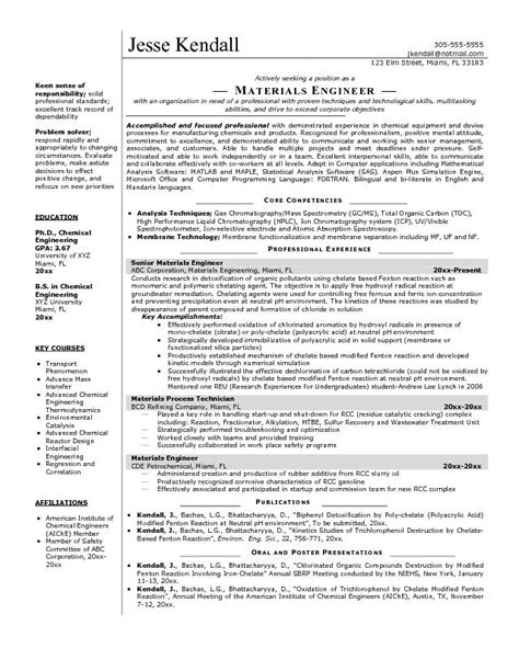 Component Design Engineer Sle Resume by Resume Sle For A Senior Software Engineer Susan 28 Images Sle Resume For Senior Software