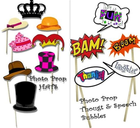 free printable photo booth props download free photo prop downloads celebrations at home