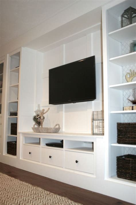 hand crafted painted built in tv cabinetry by tony o 17 best images about living room cabinet on pinterest