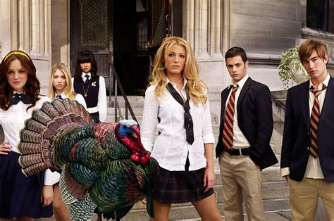 gossip best episodes ranking the quot gossip quot thanksgiving episodes