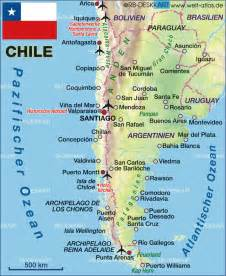 World Map Chile by Map Of Chile Map In The Atlas Of The World World Atlas