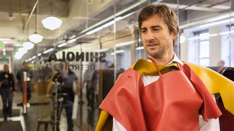 Luke Wilson Takes Swing At Designing by Take A 360 Tour Of Shinola S Detroit Factory With
