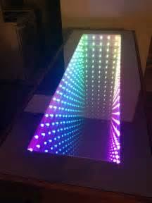 Diy Infinity Mirror An Infinity Table No Way 18 Things You Never