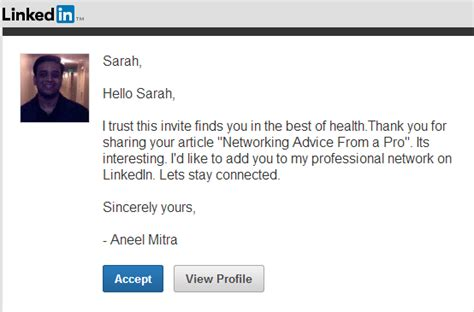 templates for your linkedin invites 7 tips to avoid being black listed by your linkedin
