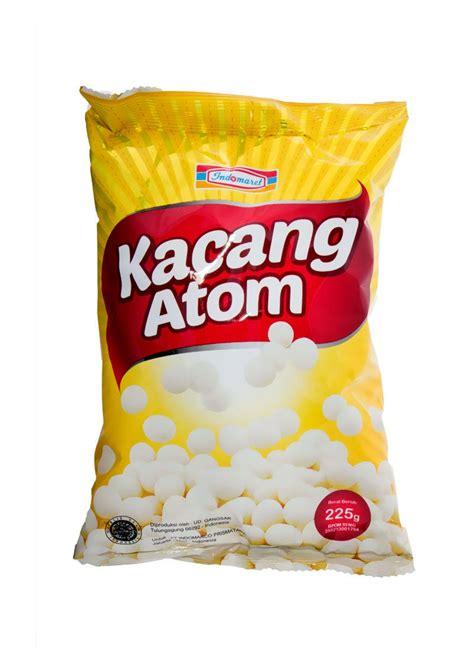 indomaret snack kacang atom shanghai pck 225g