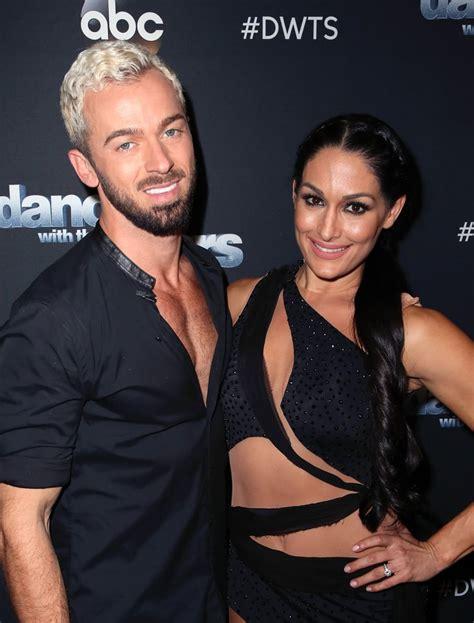 nikki bella and artem nikki bella and artem chigvintsev new celebrity couples