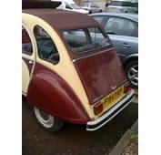 Lomax Citron 2 CV 6  Photos News Reviews Specs Car