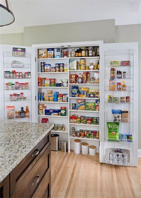 Small Pantry Closet by 53 Mind Blowing Kitchen Pantry Design Ideas Design