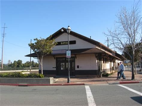southern pacific r r depot martinez ca