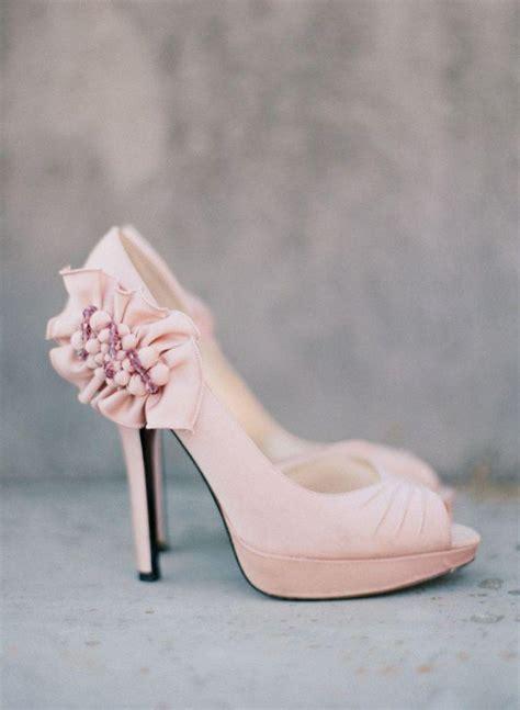 wedding shoes blush pink blush wedding wedding pink blush 2121733 weddbook